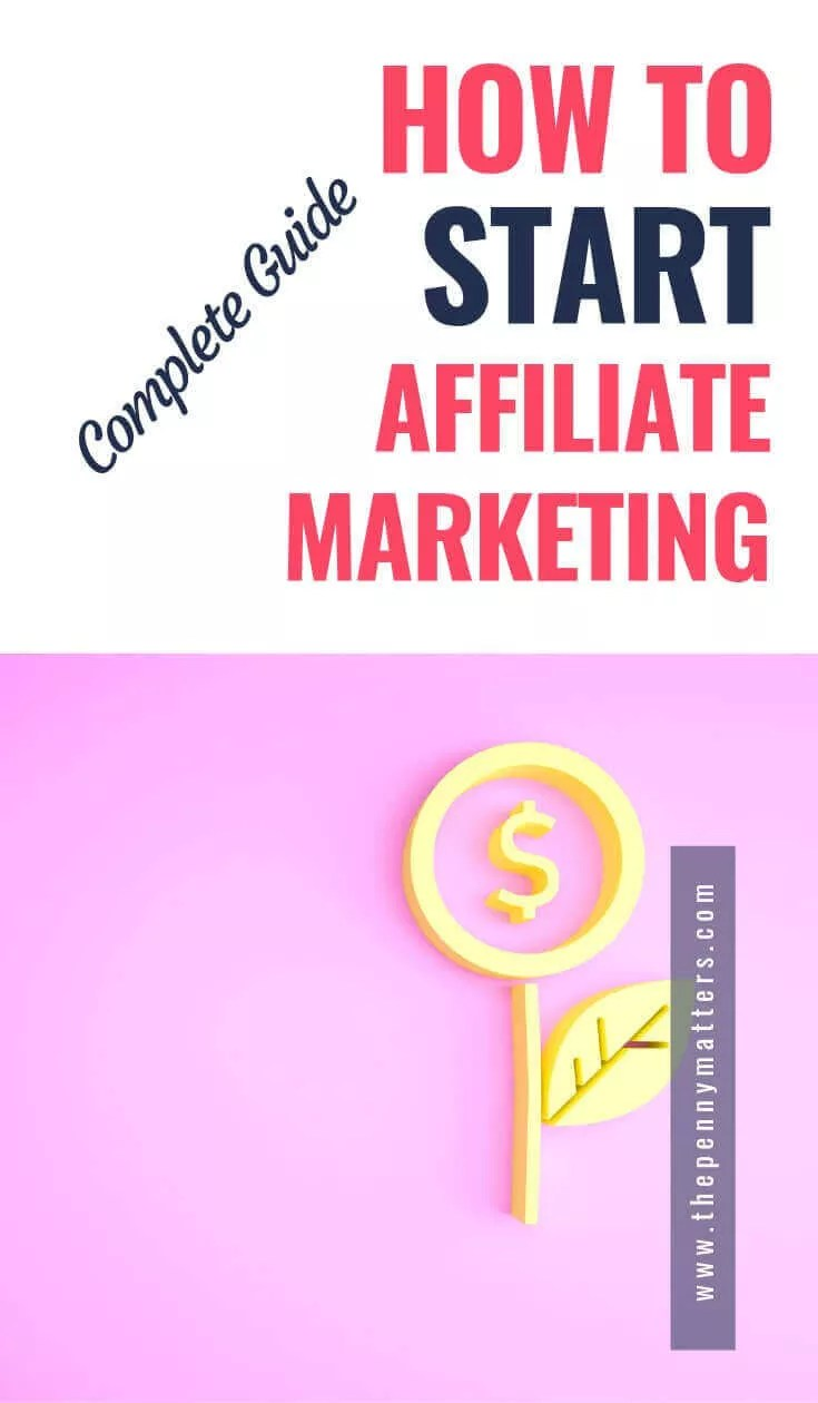 How to start affiliate marketing for beginners [definitive guide]