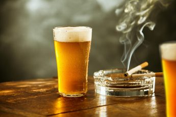 Alcohol and Cigarettes - Not Budget Friendly