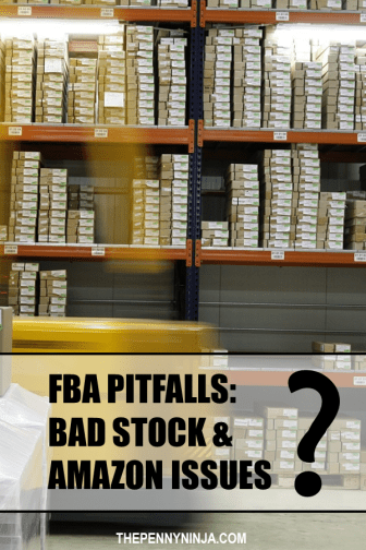 FBA Bad Stock and Amazon Shipping Issues