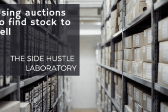 Auction Flipping - Acquiring Stock from Auction Houses