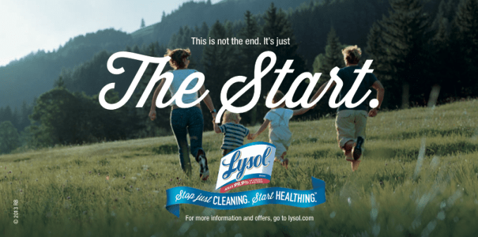 stop just cleaning start healthing