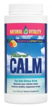 natural calm anti-stress drink
