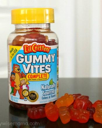 L'il Critters Gummy Vitamins
