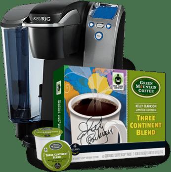 free green mountain coffee k-cups