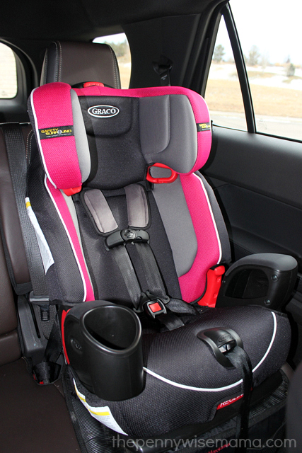 Graco Nautilus 3 In 1 Car Seat With Safety Surround >> Graco Nautilus 3 In 1 Car Seat Review Giveaway The