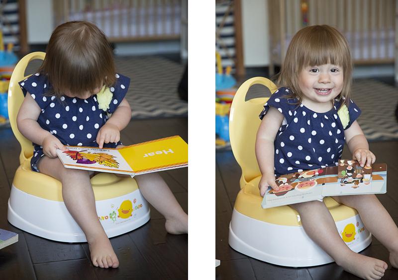piyo piyo potty chair