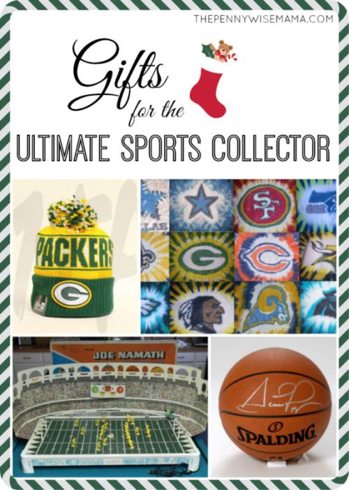 Gifts for the Sports Collector