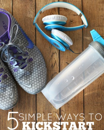 5 Simple Ways to Kickstart Your Workout Routine
