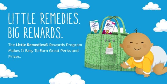 Little Remedies Rewards Program