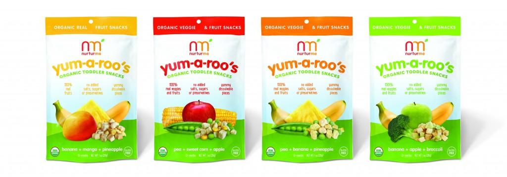 Nurturme Organic Snacks