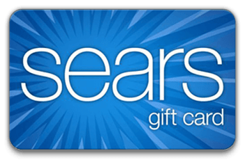 Sears shop your way gift card giveaway