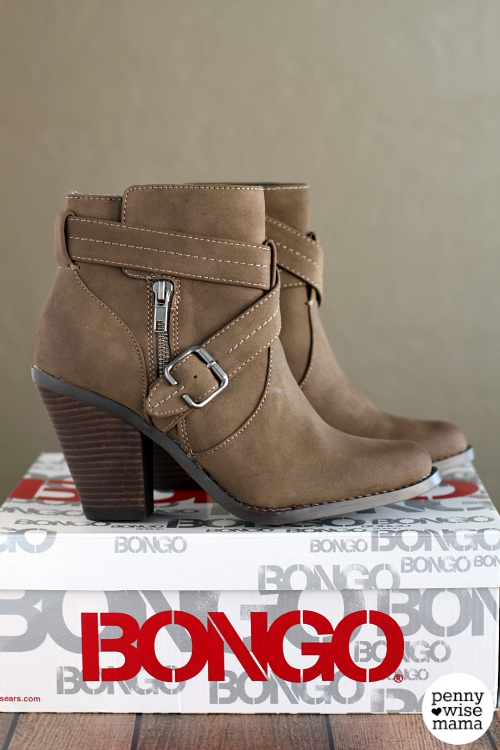Bongo America Ankle Boots