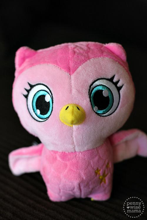 Little Charmers Owl