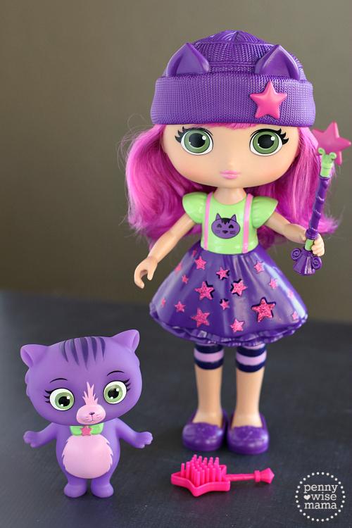 Little Charmers Hazel & Seven Toys