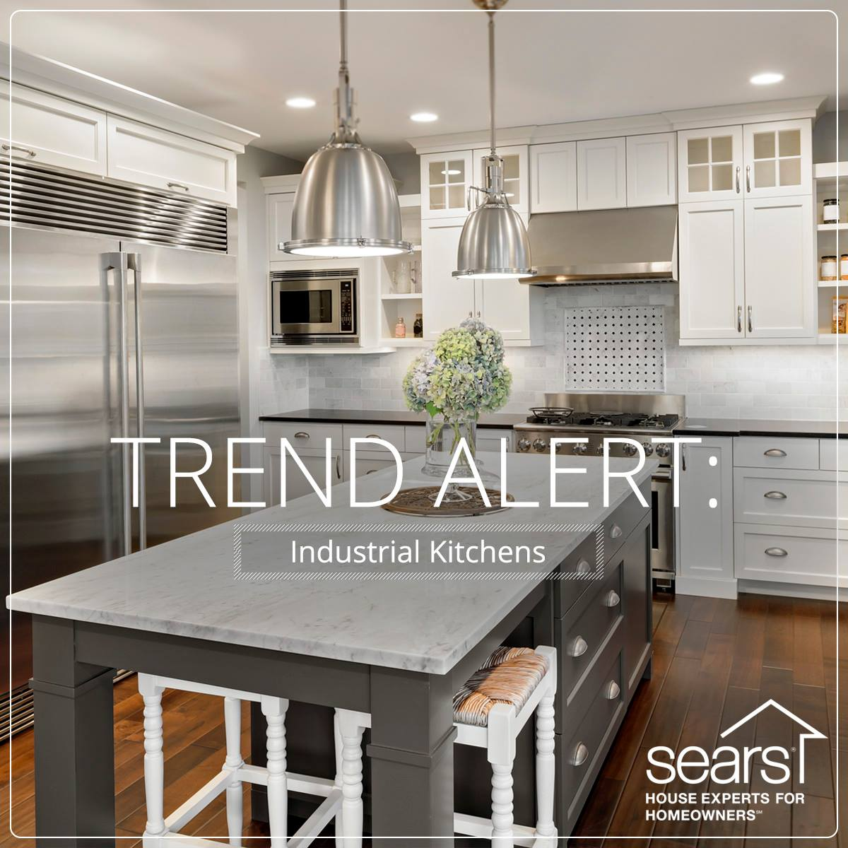 sears kitchen ways to conserve water in the build your dream on a budget with home services trend alert industrial kitchens