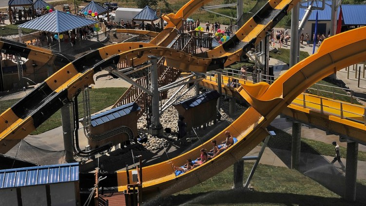 Water World Mile High Flyer