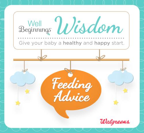 New Mom Feeding Advice