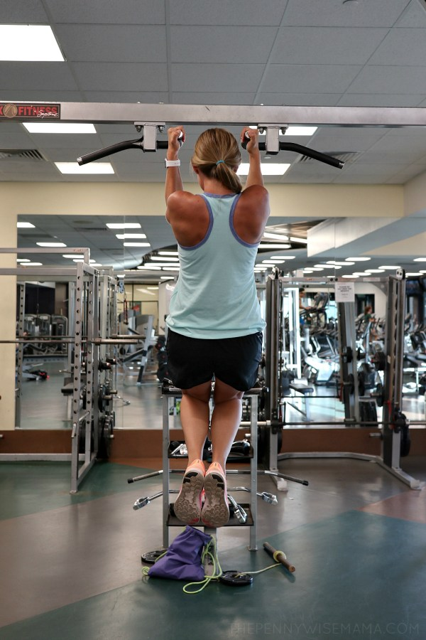 Pull-Ups for RMHC
