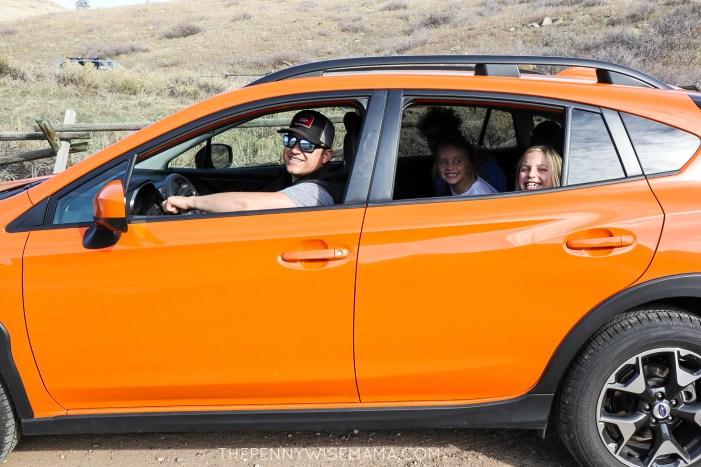 Review of the Subaru Crosstrek