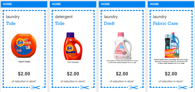Save Big on P&G Products with CVS Extra Bucks Rewards Deal