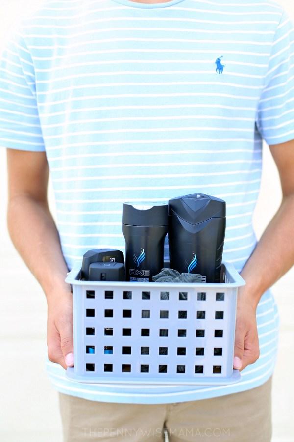 AXE Back to School Gift Basket