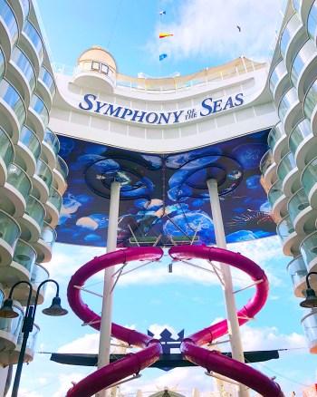 Royal Caribbean Symphony of the Seas