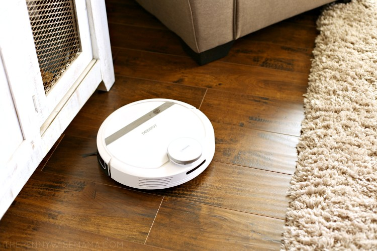 ecovacs deebot 900 robot vacuum