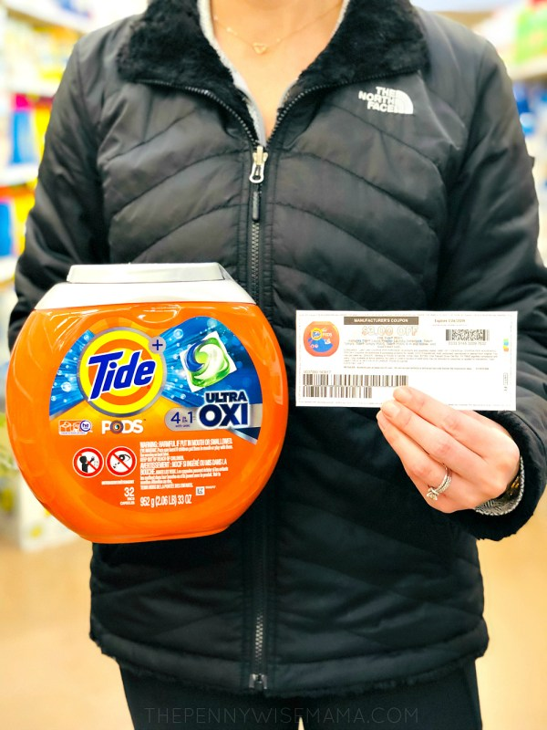 Printable Tide PODS Coupon