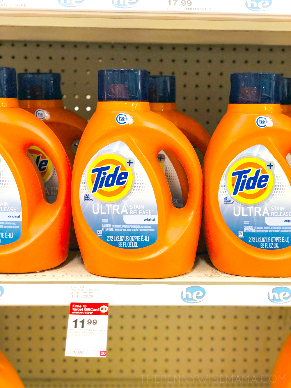 Hot 3 Off Tide Pods Or Tide Liquid Detergent Coupon The Pennywisemama