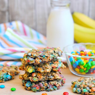 3 Ingredient Rainbow Cookies Recipe