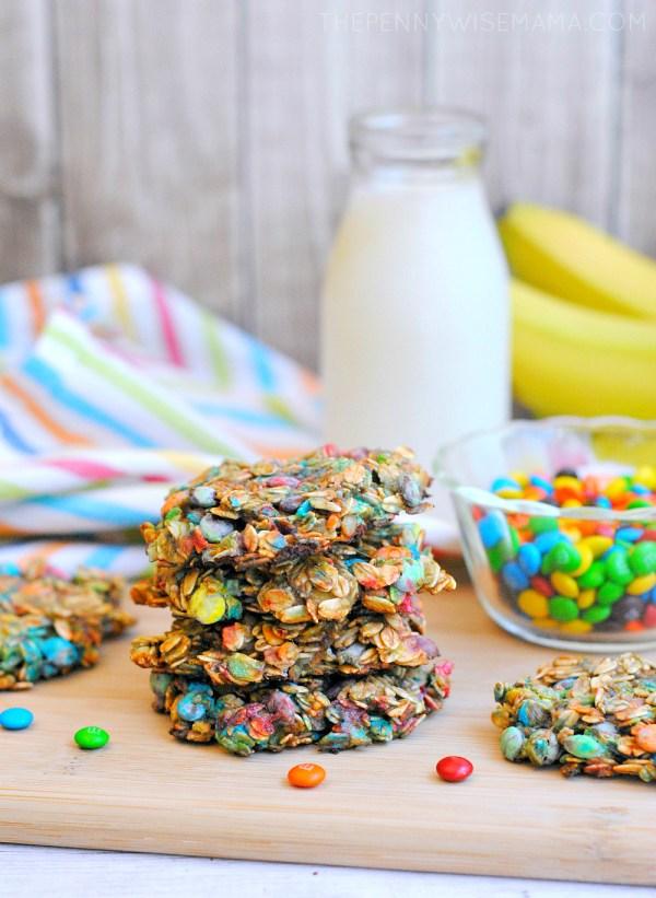 3 Ingredient Rainbow Cookies Recipe