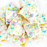 Easter Crack - Saltine Cracker Toffee Recipe