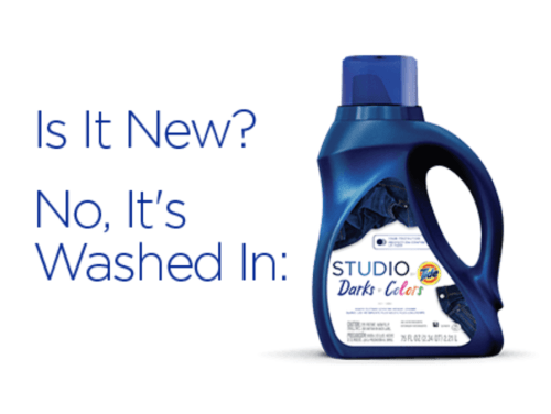 Studio by Tide Laundry Detergent