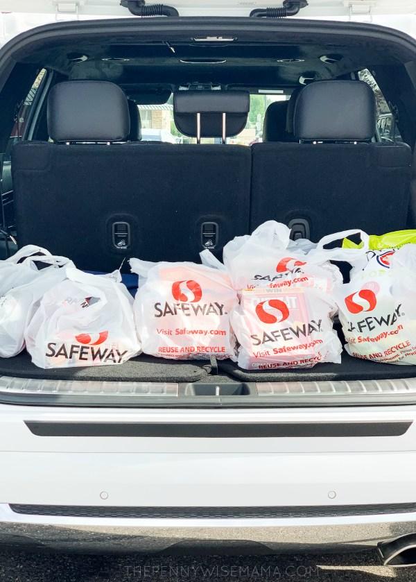Shop Safeway Stock Up Sale 2019