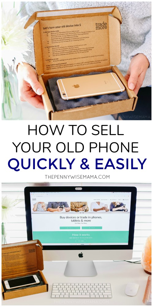 Sell your old devices quickly and easily with Trademore. Click to see how easy it is + find out how much your phone is worth!