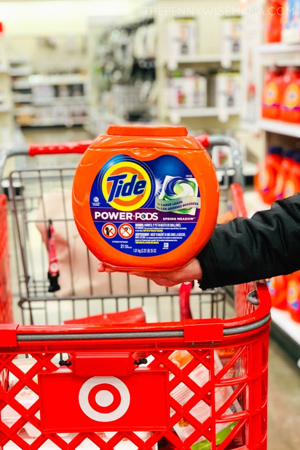New Tide Power PODS Coupon at Target