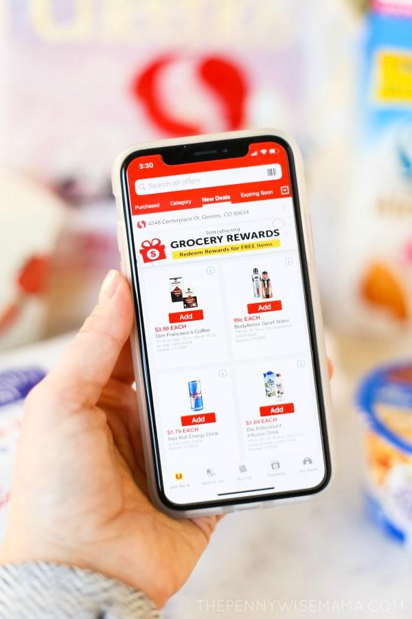 Safeway Coupon App