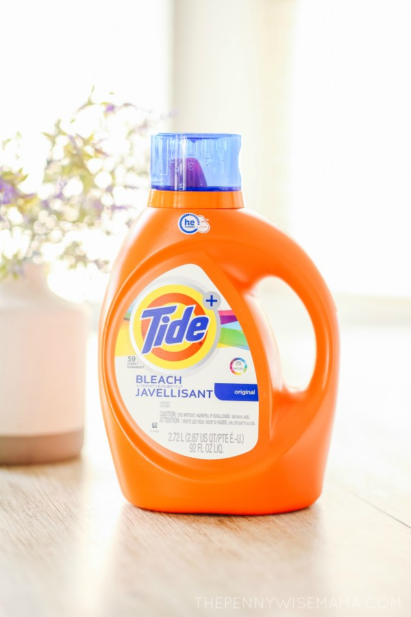 Earn Rewards for Purchasing Tide Products at P&G Good Everyday