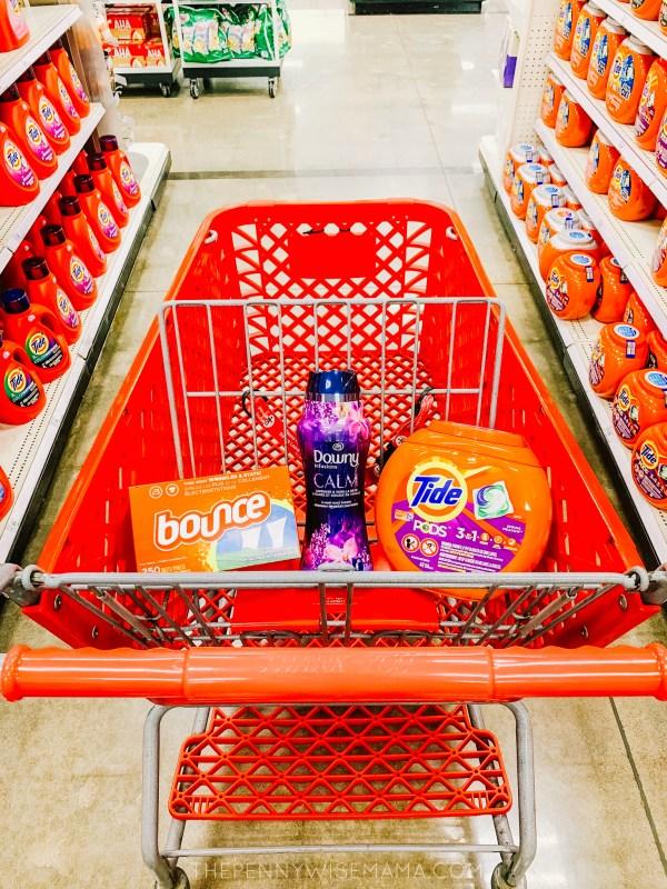 P&G Deals at Target