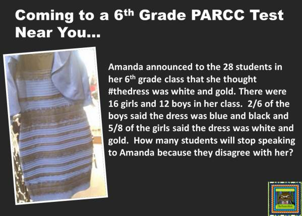 #thedress Memes And Test Prep Teachers