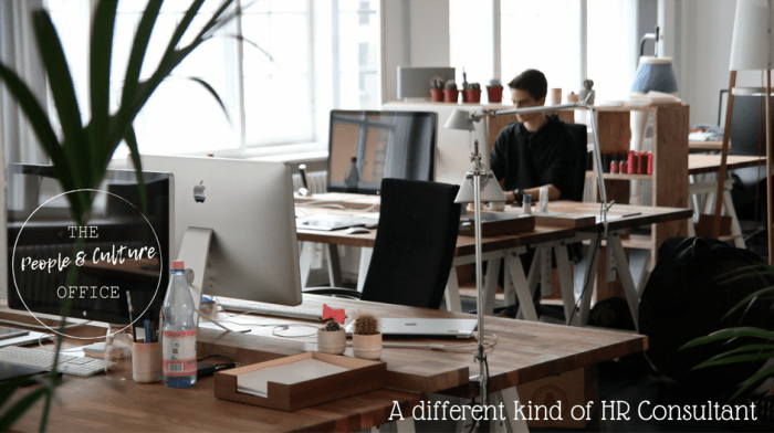 Employee Working | HR Consultant | The People & Culture Office