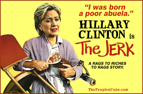 Hillary Clinton Laugh Factory