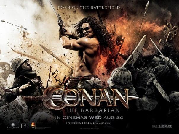 Review: Conan – The Barbarian