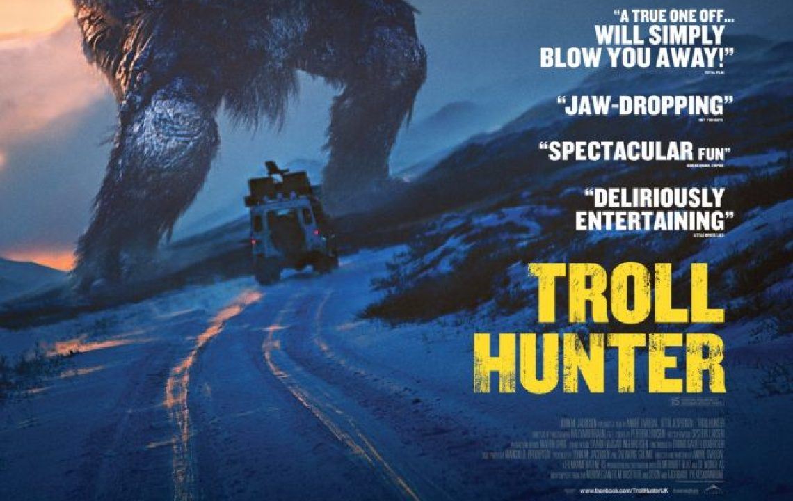 Review:TROLL HUNTER