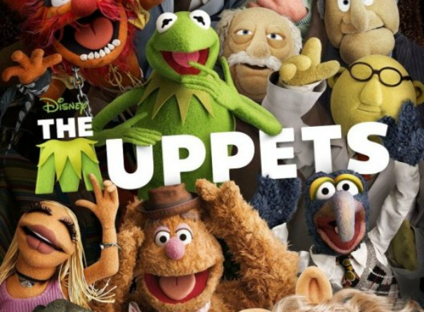 "First Clip From The Muppets ""Coming With Us"""