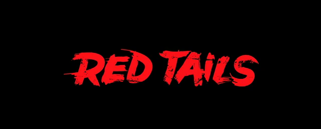 RED TAILS Get's A UK Trailer