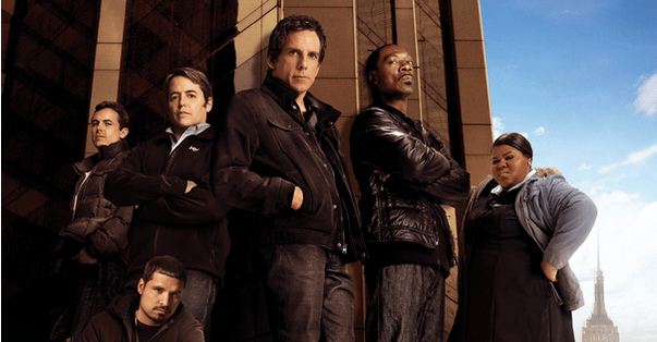 "UK Trailer Two For Brett Ratner's Tower Heist ""It's not just a Robbery, it's Payback"""