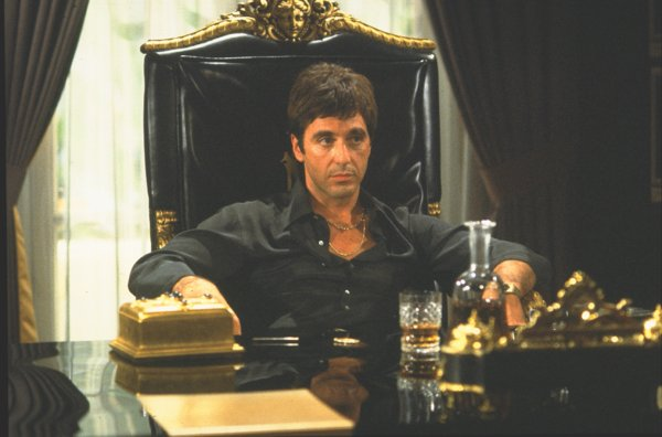 Say Hello To My Little Friend Again! Is Universal Plotting To Bring Back Scarface To The Big Screen?