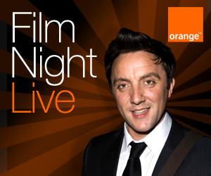 Orange Film Thursday – Na Na Na Na Batman! and Tonight Film Night Live With Peter Serafinowicz