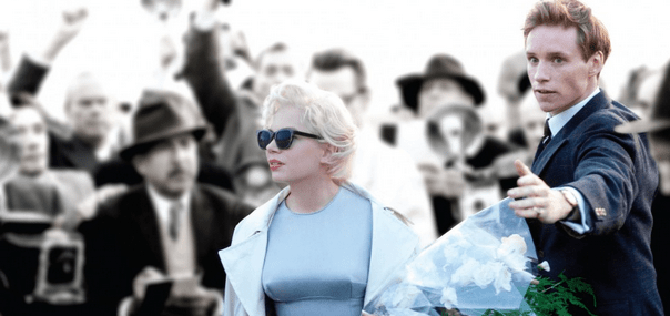 "Official Trailer For My Week With Marilyn, Michelle Williams says ""Hello Boys!"""